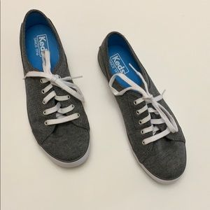 Keds Solid Gray